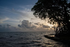 carribean sunrise