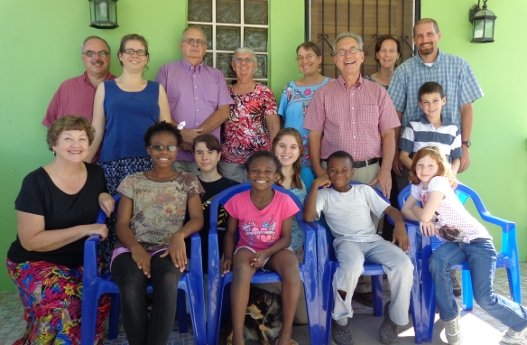 Quakers in Belize
