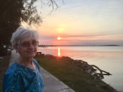 2018 05 03 Rosalie at Bwood Bay IMG_5495
